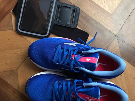 Wie man sich übers Outdoor Fitness fürs Jogging fit macht
