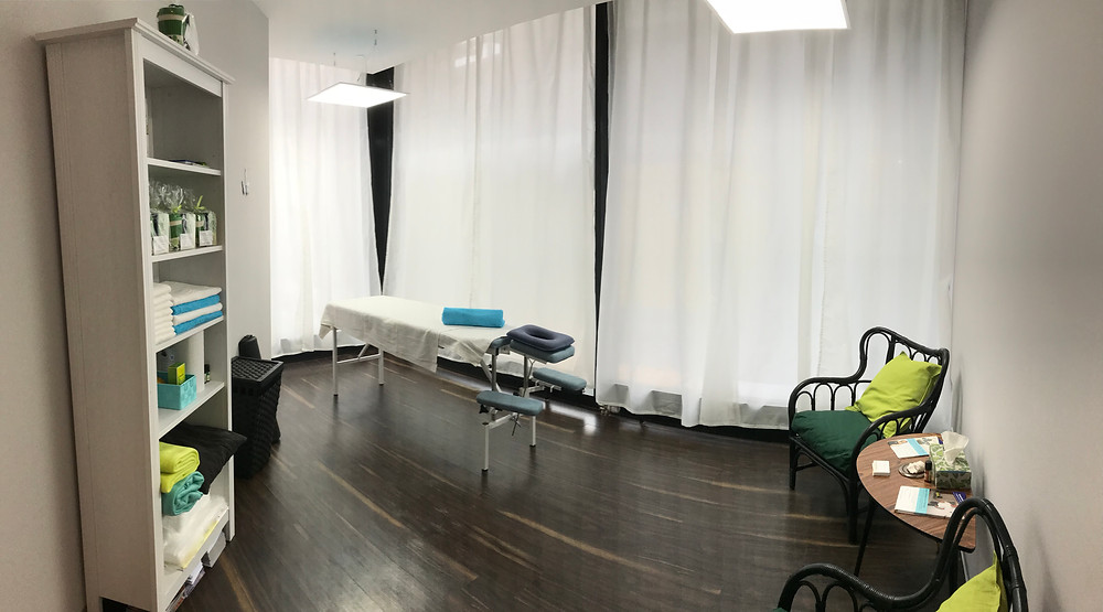 Atemtherapie und Wellness Massage in Uster
