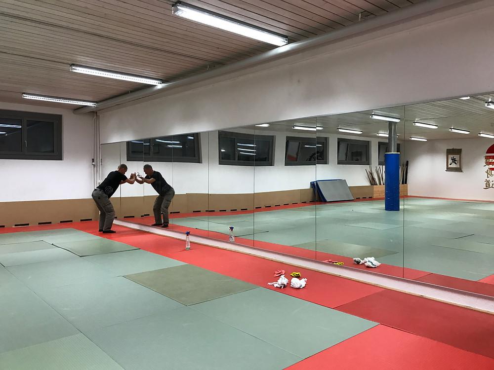 Dojo Putzen Goshindo Club Effretikon
