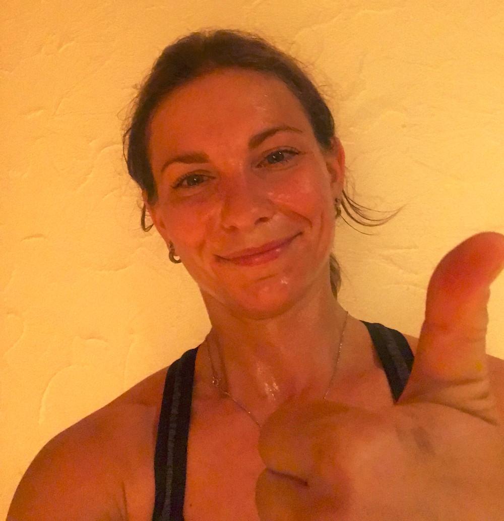 Jogging und Atemtherapie Nathalie Meyer bewegt