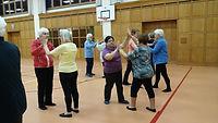 Atemgymnastik Gruppe in Uster