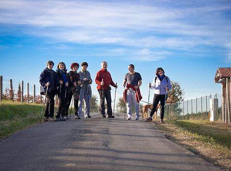 Nordic Walking Kurse im Zürcher Oberland mit Nathalie Meyer bewegt