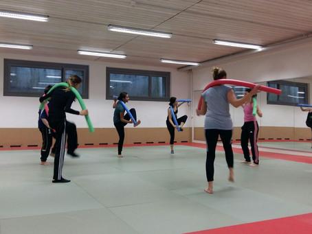 Schnupperzeit in den Fitnesskursen und im Atemtherapie-Kurs in Effretikon