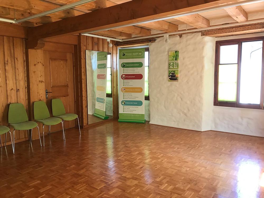 Atempower und Haltungstraining Seminar in Freienbach