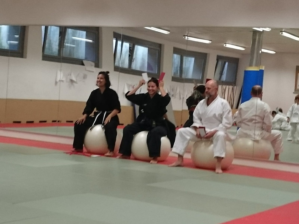 Goshindo Training Effretikon