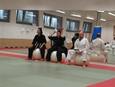 Trainerin und Trainings aus Leidenschaft
