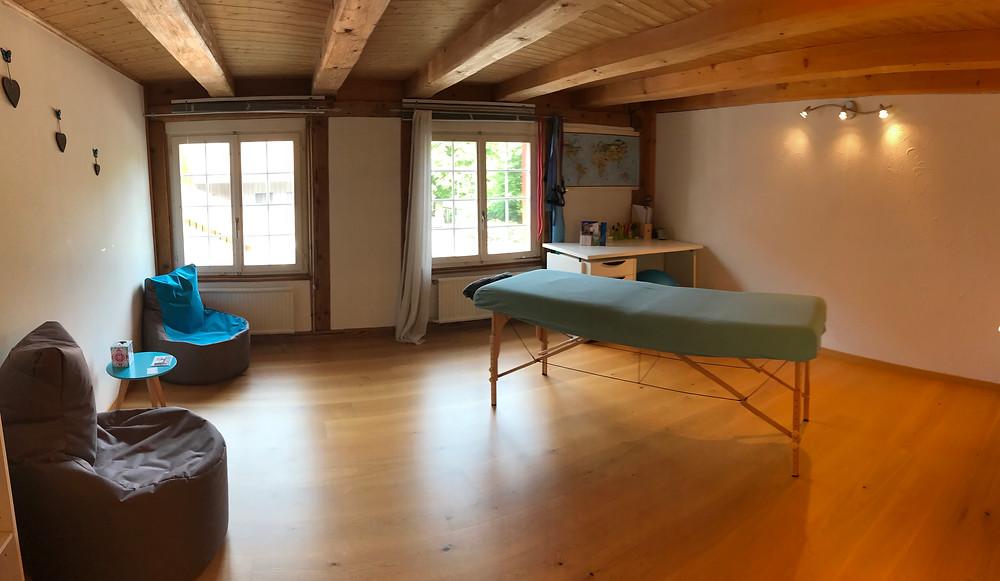 Atemtherapie in Seegräben