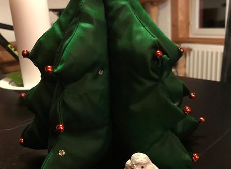 Weihnachtsgrüsse mit Rück- und Ausblick