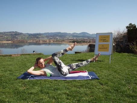 Das Pilates im Zürcher Oberland mit der besten Aussicht