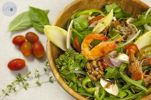 Salade gourmande KHOS