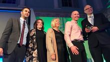 Best Sustainable Energy Scheme winner!