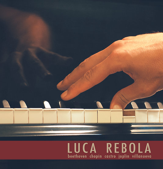 R. Castro, Caprice - Valse. Piano: Luca Rebola
