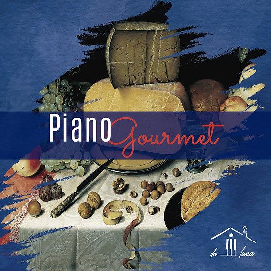 Boleto Concierto Piano Gourmet