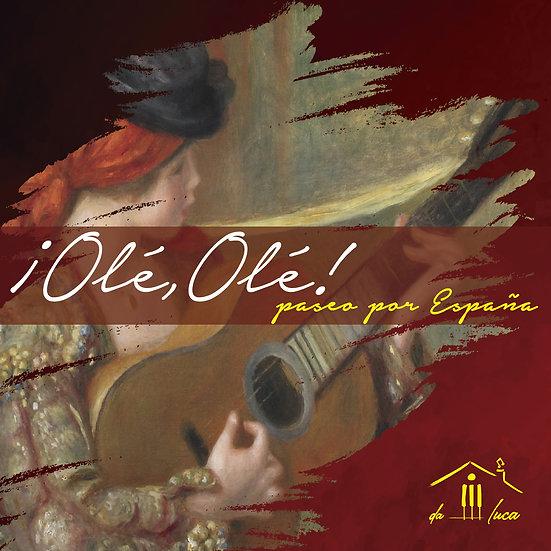 Boleto Concierto ¡Olé Olé! Paseo por España