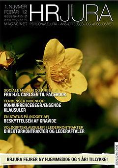 1 nummer 2012 - forsideAntal sider-  64