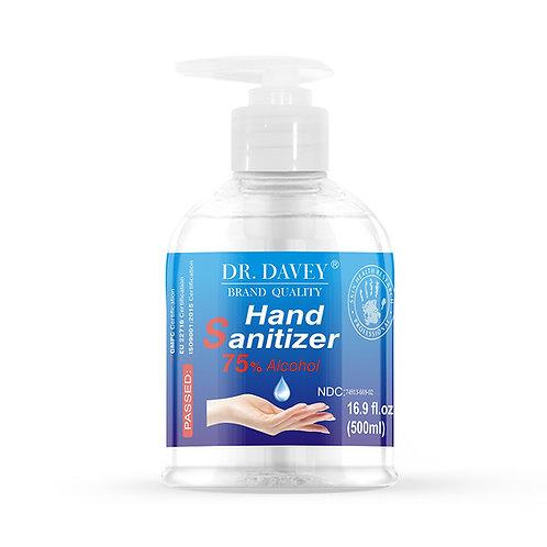 Dr. Davey Hand Sanitizer Gel (75% Alcohol)