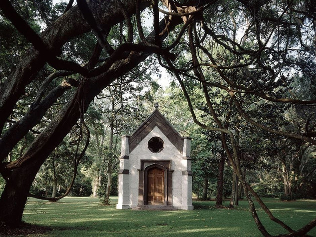 ALLIGATOR CREEK CHAPEL
