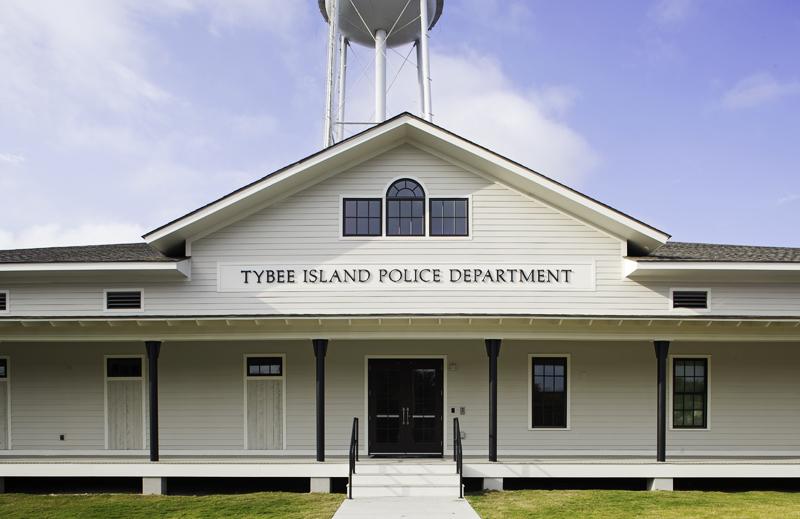 Tybee Island Public Safety Building