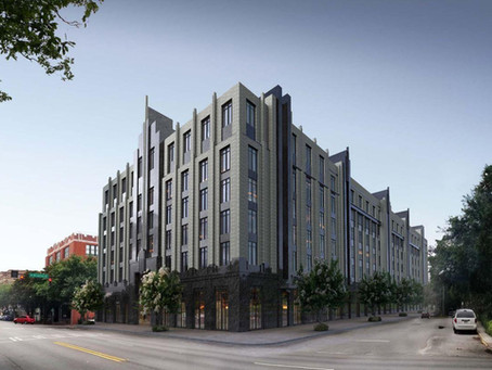 Savannah Historic District Board of Review approves new, downtown hotel