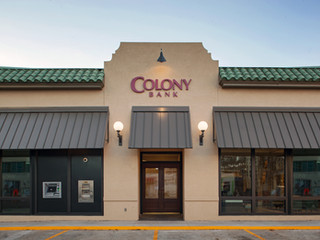 COLONY BANK SAVANNAH DOWNTOWN