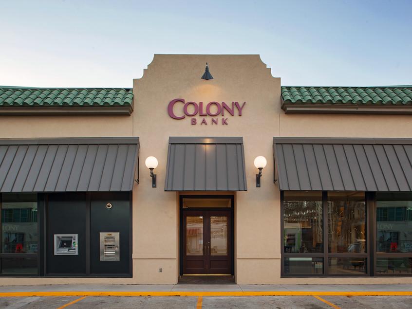 colony bank savannah ga