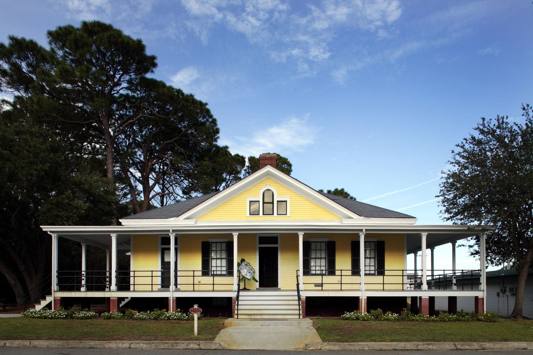 Tybee Island Guardhouse