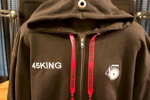 Black Hoodie with logo