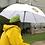 Thumbnail: White 45 King Umbrella