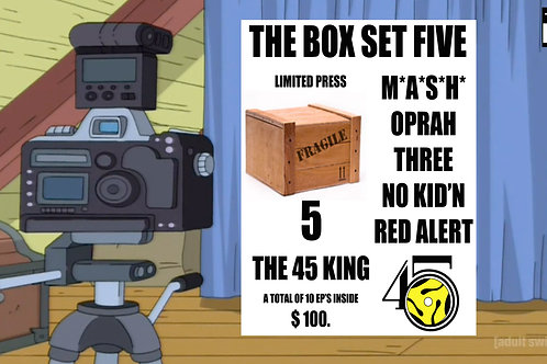 Box Set 5 - (10 in box)