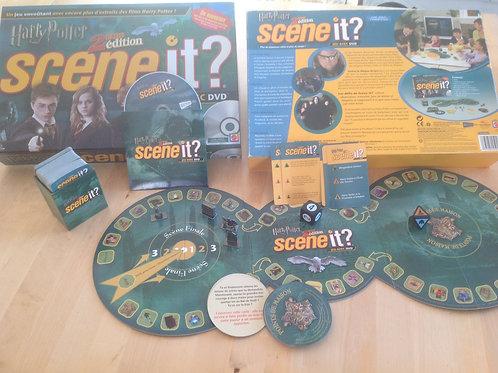 Scène It ? 2ème édition jeu Harry Potter avec DVD