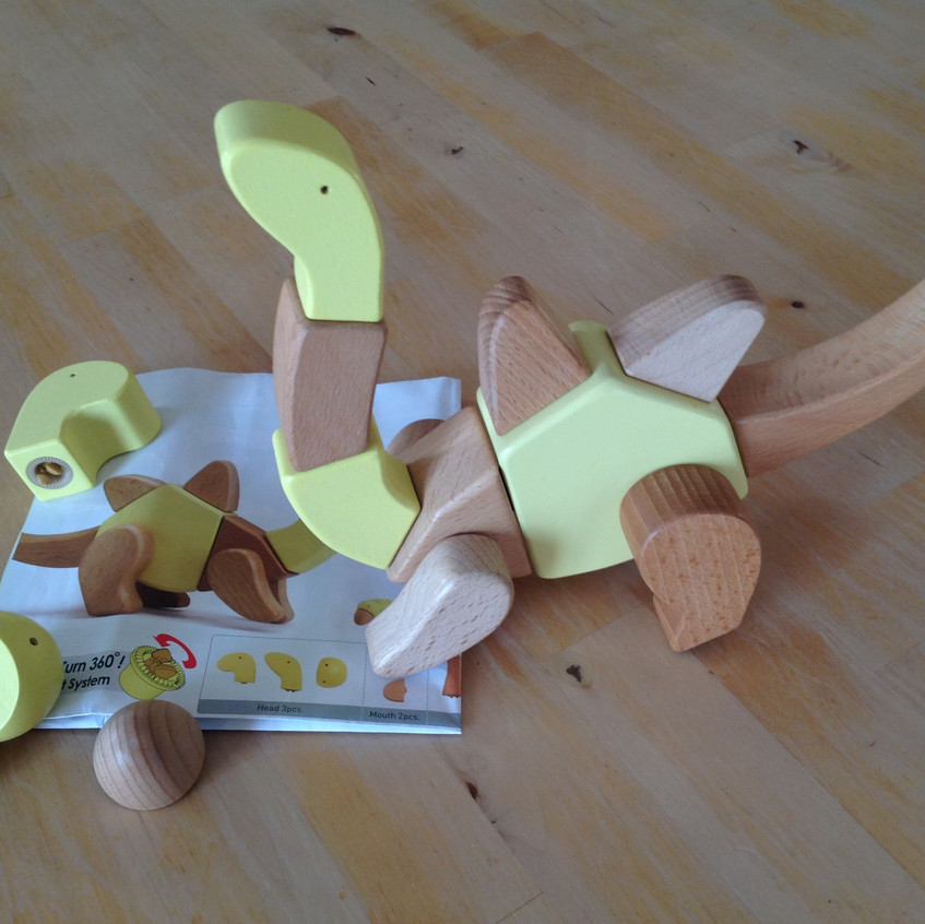 Kit de construction Dino