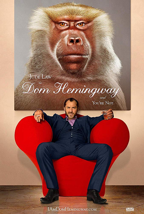 Dom Hemingway: The Most Unlikeable Likeable Guy You're Likely to Find