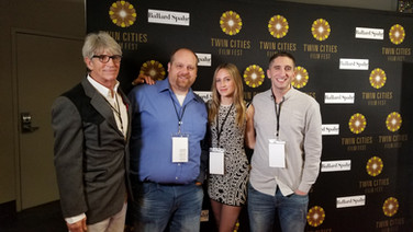 TCFF Red Carpet: Inside the Rain