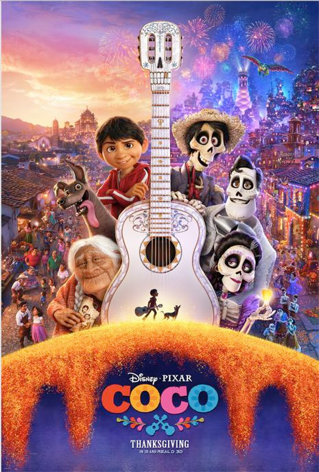 Chris Bernardi's road to 'Coco' started after a detour from medicine