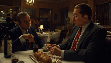 True or Not, 'The Irishman' is a Helluva Tale