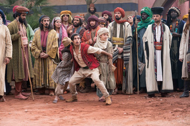 'Aladdin' plays it safe, probably to a fault