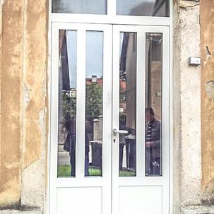vhodna vrata polončič