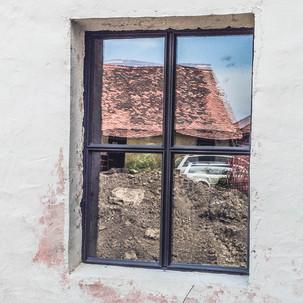 okna polončič