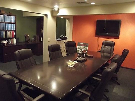 Concordia's conference room