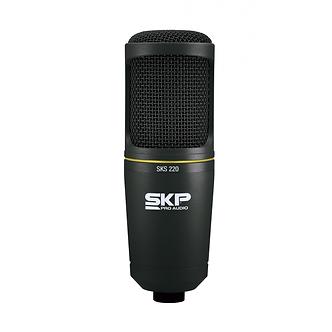 MICROFONE CONDENSADOR SKP / SKS-220