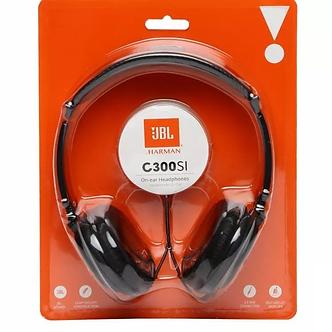 FONE DE OUVIDO JBL ON EAR C300SI BLK PT