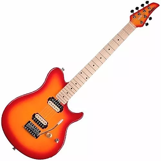 Guitarra Memphis MGM-100 CS (Cherry Sunburst)