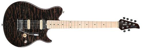 Guitarra Memphis MGM-100 BK (Preto)