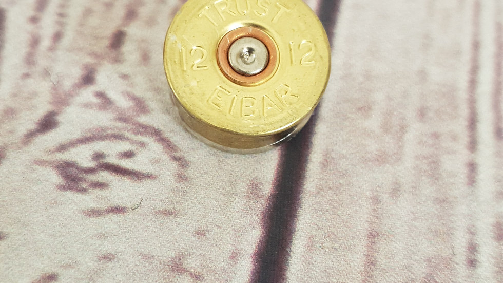 Shotgun Cartridge Badge