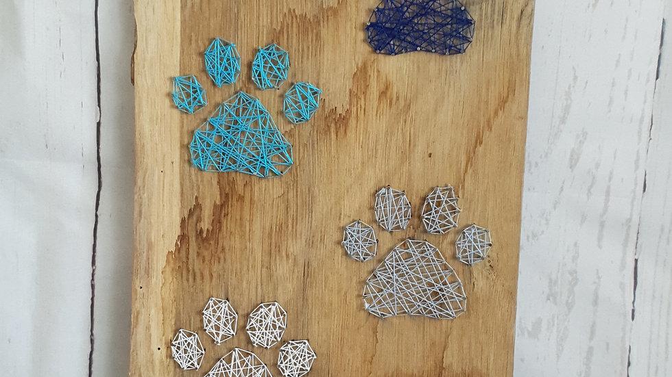 Four Paws : Blue