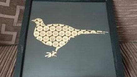Pheasant Cartridge Silhouette