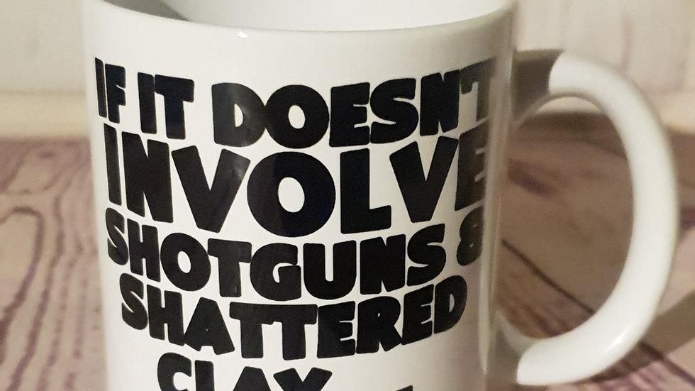 """""""I'm not going"""" mug"""