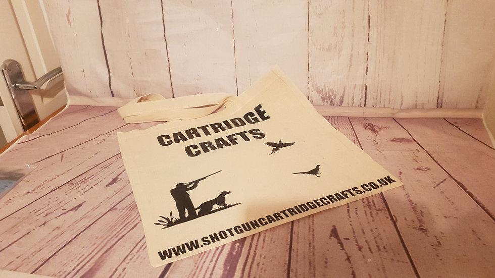 Cartridge Crafts Tote Bag