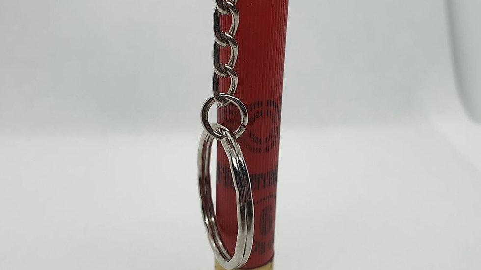Red 410 Keyring
