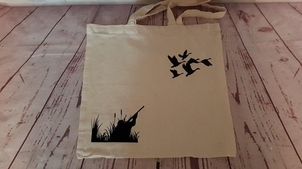 Wildfowling Tote Bag